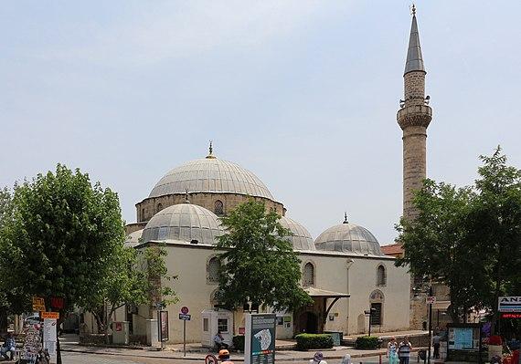 Tekeli Mehmet Pasha Mosque