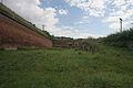 Terezín - Hlavní pevnost, úplné opevnění 22.JPG
