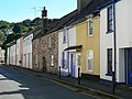 Terraced cottages in Warland. Totnes. - geograph.org.uk - 917376.jpg