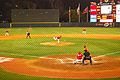 Texas at Houston, March 19, 2013, Chase Wellbrock pitching.JPG