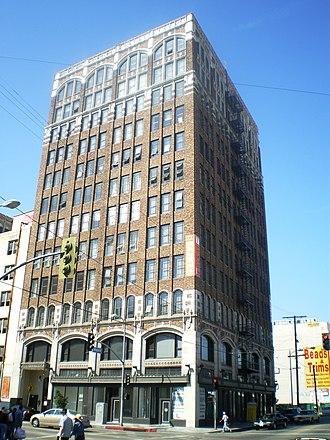 William Douglas Lee - Textile Center Building - Built 1926