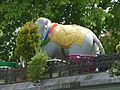 Thai Elephant Restaurant - 20 Regent Street, Leamington Spa - elephant sculpture (26728385773).jpg