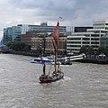 Thames barge parade - downstream - Repertor 6763c.JPG