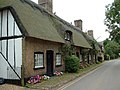 Thatched Cottages, Houghton - geograph.org.uk - 967076.jpg