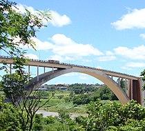 The ´Friendship Bridge´ between Paraguay and Brazil2.jpg