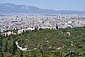 The Areopagus from the Philopappos Hill on July 4, 2019.jpg