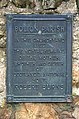 The Burns plaque at Bolton Parish Church - geograph.org.uk - 918281.jpg