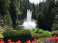 The Butchart Gardens (Ross Fountain) (16.08.06) - panoramio.jpg
