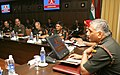 The COAS, Gen. V.K. Singh, addressing the Senior Army Officers, during the Army Commanders Conference, in New Delhi on April 25, 2011.jpg