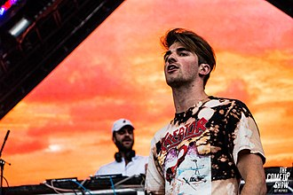 The Chainsmokers - The Chainsmokers live at VELD Festival 2016.