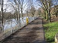 The Clyde Walkway approaching Glasgow Green - geograph.org.uk - 341724.jpg