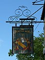 The Drayton Arms public house sign - geograph.org.uk - 1361391.jpg