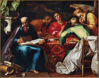 The Annunciation: A Painting by Francisco de Zurbaran