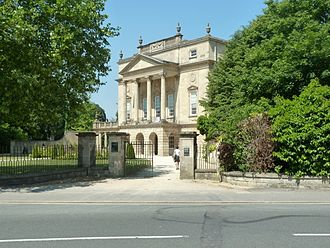 Holburne Museum - Image: The Holburne Museum viewed from Sydney Road