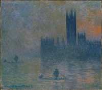 The Houses of Parliament (Effect of Fog).JPG