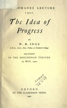 The Idea of Progress.djvu