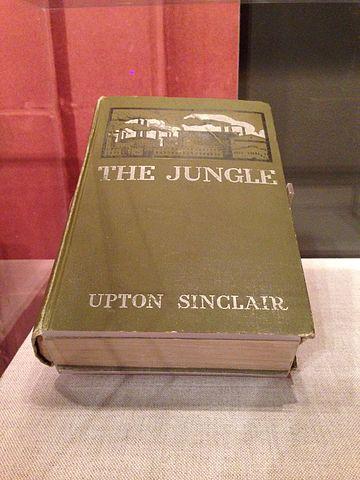 upton sinclair the jungle mil spec