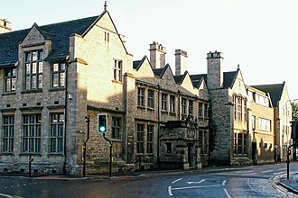 The King's School, Grantham - Image: The Kings School Grantham