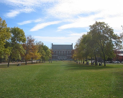 The Mall, University of Maine