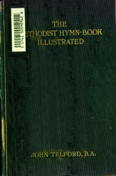 File:The Methodist Hymn-Book Illustrated.djvu