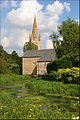 The Mill House & St Andrew's Church, West Deeping.jpg