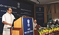 The Minister of State (Independent Charge) for Consumer Affairs, Food and Public Distribution, Professor K.V. Thomas addressing the Food Ministers' conference to discuss National Food Security Bill, in New Delhi.jpg