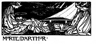 The Passing of Arthur by Florence Harrison