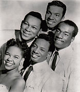 The Platters, 1950s, With Variations Of The Crew Cut And Ivy League