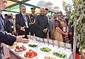 "The President, Shri Ram Nath Kovind visiting after inaugurating the ""Agriexpo 2018"", at Chandra Shekhar Azad University of Agriculture & Technology, in Kanpur, Uttar Pradesh on February 14, 2018.jpg"