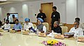 The Prime Minister, Dr. Manmohan Singh presiding over the full Planning Commission meeting, in New Delhi on March 23, 2010.jpg