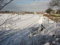 The Roodee Racecourse in the snow - geograph.org.uk - 1654211.jpg