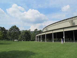 Tanglewood Music Center - The Koussevitzky Music Shed