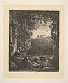 The Sleeping Shepherd, Early Morning MET DP829219.jpg