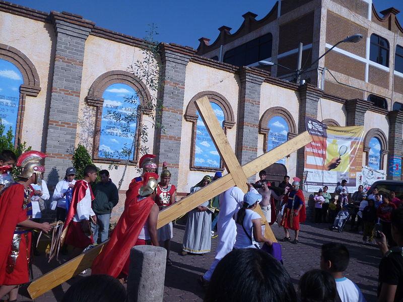 Viajar na Semana Santa para o México