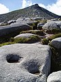 The east ridge to Goat Fell. - geograph.org.uk - 516487.jpg