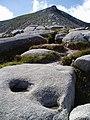 The east ridge to Goat Fell. - geograph.org.uk - 516487.jpg