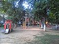 The playground for children. July 2013. - Детская площадка. Июль 2013. - panoramio.jpg