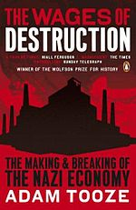 The Wages of Destruction -teoksen kansi