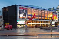 Theater am Aegi theater Aegidientorplatz Hannover Germany.jpg