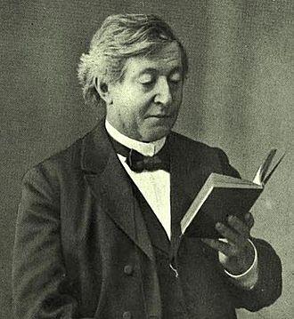 Theodor Zahn - Image: Theodor Zahn ca 1908