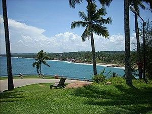 View of Kovalam Beach