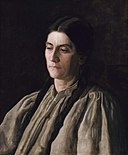Thomas Eakins - Mother (Annie Williams Gandy) - 1961.11.12 - Smithsonian American Art Museum.jpg