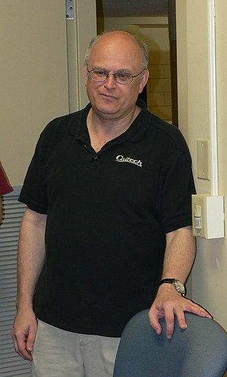 Thomas Sterling (computing) - Thomas Sterling at LSU