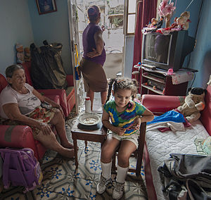 Culture of Cuba - Three generations of women