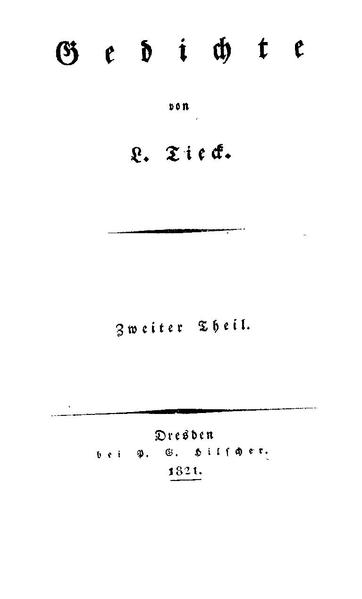 File:Tieck Gedichte 2 1821.pdf