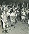 Timorese war dance, Indonesia Tanah Airku, p64.jpg
