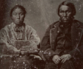 Tintype of Ebierbing (Joe) and Tookoolito (Hannah).png