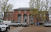 Tippah County Courthouse, Ripley Historic District, MS.jpg