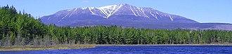 Mount Katahdin - Image: Tj Wiki Katahdin