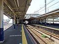 Tokaidaigakumae-Sta-Platform.JPG